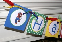 Birthday party ideas / by The CSI Project- The CSIGirl