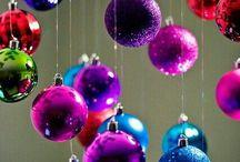 Christmas!! / christmas displays for our windows