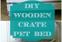 Pets / Pet beds, feeding stations, etc.