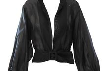 organza jacket