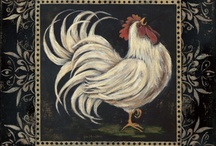 Rooster And chickens