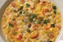 Food - Soup & Stew
