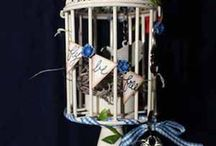 Altered Art Birdcage