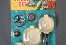 Vintage toys / by Kim Bowman