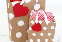 Kézzel készített ajándékok