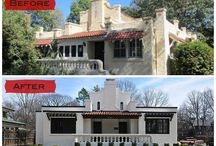 Before & After Renovations