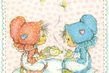 """Art - children/pets/. / paintings of children, alone or in groups, some with pets/animals, mostly over 3-4 yrs. For babies look on """"Little ones"""" board. See also 'Cute kids' for Strawberry Shortcake,     / by Jenni Jordan"""
