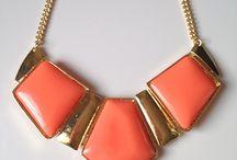 Nos colliers et parures / Collier et parures K accessories #colliers #parures #bijoux #accessoires #mode #tendances