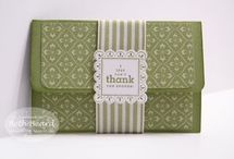 Gift Card Holders / by Mutlee Dog