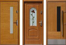 Home door