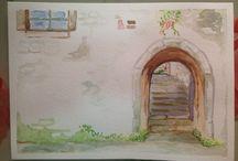 My wathercolor
