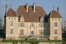 châteaux divers