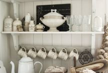 Kitchen updating and decorating ideas / Ideas for updating and decorating your kitchen... / by Barbara Fertig