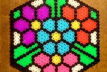 Hama hexagon