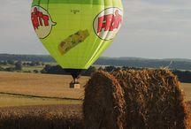 Skytours im Netz / Skytours-Heißluftballone im Netz