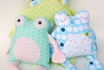Infant toy patterns