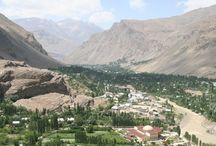 Trekking Central Asia / These are exiting trekking tours in central asia
