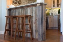 decorating an old cabin / by Angie Reed-Rafferty