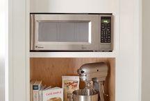 kitchen - fridge pantry