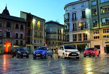 Toyota Yaris 2014 / Lato 2014 roku będzie okresem ofensywy Toyoty w najmniejszych segmentach A i B. Obok zupełnie nowego AYGO na początku drugiej połowy roku zadebiutuje także gruntownie zmodernizowany Yaris.