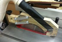 table saw vacum extractor