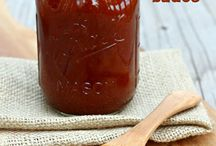 Sauces and Dressings and Spice mixes / Recipes