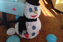 Festa compleanno tema Frozen / I tuoi primi 10 anni!!!!