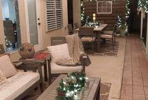Decoracion terrazas/porches