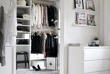 Garderob & organisation