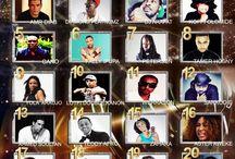 TOP 20 KORA WEEK 16 - 2014