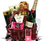 Gift Baskets / Ideas for Fruit, Wine, Cheese, meat, or even Candy Gift Baskets, Gourmet Baskets, Care Packages, and more...