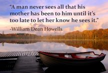 Quotes: Loss of Mother / Popular quotes on the loss of a mother by famous authors, celebrities, and newsmakers. Pin a quote that provides you with comfort or inspiration in your time of need.