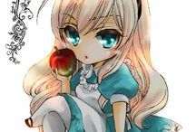 Princesas anime