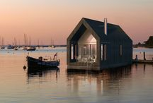 ARCHITECTURE | floating homes