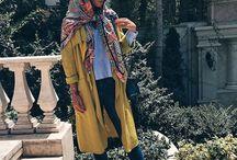 Iran women's street fashion