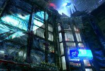 Cyberpunk / Cyberpunk artworks