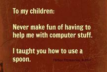 Quotes & Humour