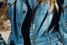 Kombinezony jeansowe