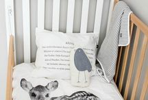 Grey cot linen ideas