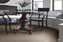 Hardwood Flooring / Genuine hardwood flooring offers a luxurious appearance that a great home truly deserves.