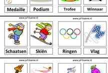 thema olympische winterspelen