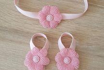 DIY baby accessories