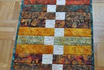 Quilting - Use up Scraps