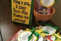 party favors and ideas