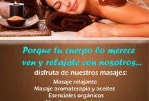 Massages / New Service! Massage