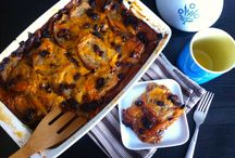 Capriotada- Bread Pudding