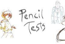 Pencil Tests