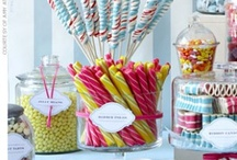 Candy Themed