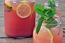 Limonadas y más