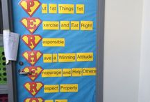 Superhero Classroom Theme / Superhero theme